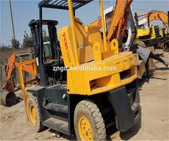list manufacturers of second hand forklift 5 ton buy second hand