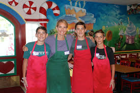 serving on the road at give kids the world st vincent de paul s family dining room back home in phoenix img 3630