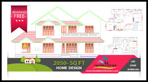House Design Download Free Download Low Budget Free Kerala House Plans And Elevationreal
