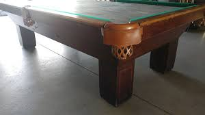 brunswick monarch pool table brunswick monarch pool table sports outdoors in los angeles ca