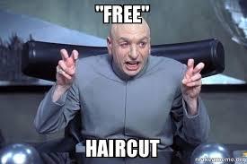 Make Meme Free - free haircut dr evil austin powers make a meme
