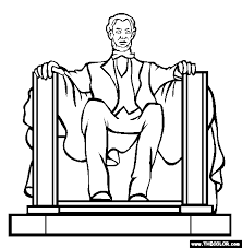 president u0027s day online coloring pages page 1