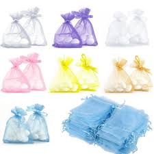 organza wedding favor bags wholesale lading for