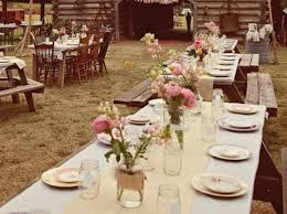 d coration mariage vintage table mariage vintage amandiks