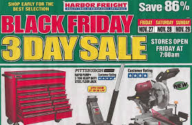 best saturday black friday deals black friday 2015 deals for harbor freight released see the full
