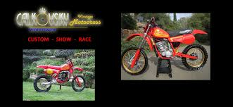 vintage motocross bikes for sale calkovsky vintage motocross co motocross bikes for sale