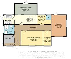 3 bed detached bungalow for sale in devonshire drive west
