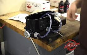 How To Bench Bleed Master Cylinder How To Properly Bench Bleed The Master Cylinder With Wilwood Lsx