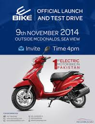 introducing electric motorcycles in pakistan general motorcycle