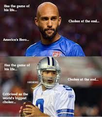 Tim Howard Memes - nfl memes on twitter tim howard vs tony romo usmnt cowboys