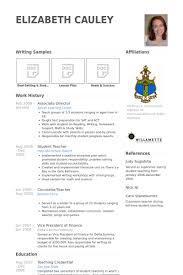 Director Resume Examples by Associate Director Resume Samples Visualcv Resume Samples Database