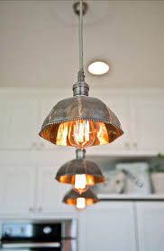 Vintage Pendant Lights For Kitchens Pb Classic Vintage Glass Pendant Pottery Barn Regarding Attractive