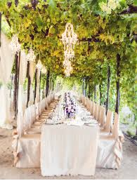 17 creative ideas for planning a romantic winery wedding