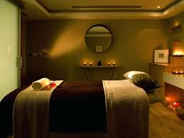 massageroom decorations home spa decorating ideas small home massage room