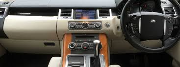 land rover sport interior range rover sport servicing