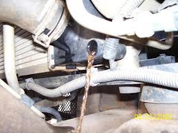 Dodge Ram Cummins Radiator - lb7 water pump replacement diy diesel bombers