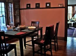 soft peach paint ideas for your dining room zimbio