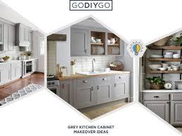 kitchen cabinet makeover ideas diy kitchen cabinet archives godiygo