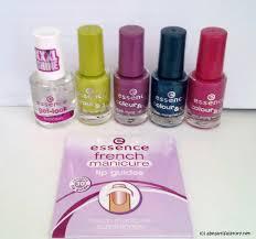 mini haul essence colour u0026 go nail polish gel look top coat