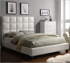 bedroom wonderful tall upholstered headboard for your perfect