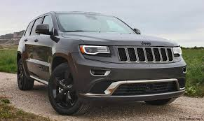 jeep grand cherokee limousine 2016 jeep grand cherokee overland ecodiesel review by tim