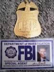Lucretia`s FBI badge Replica - Bones Fangirls Photo (5016022) - Fanpop
