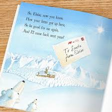 personalized letter from santa personalized letter to santa book simply personalized