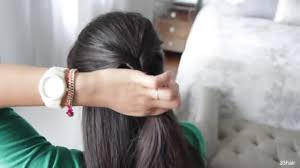 easy hairstyles for long hair to do yourself
