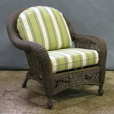 Patio Furniture Cushions Replacement Wicker Furniture Chair Cushions Seating Resin Wicker Chair