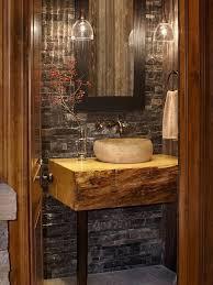 rustic bathroom decorating ideas gorgeous rustic bathroom ideas vanity unit wall bathroom