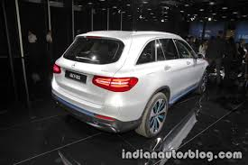 mercedes benz glc f cell showcased at iaa 2017 live