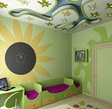 Modern Ceiling Design For Living Room by 22 Modern Kids Room Decorating Ideas That Add Flair To Ceiling Designs