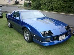1989 chevrolet camaro iroc z my old car u003c3 carros pinterest