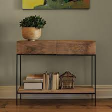 west elm entry table arrimo playa decoracion pinterest consoles hall and entry tables