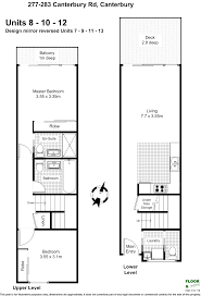 Canterbury Floor Plan by 277 283 Canterbury Rd Canterbury Nsw 2193 Apartment For Sale