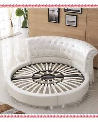 round bed frame witching round bed design come with round shape bed frame and pink