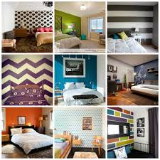 bedrooms overwhelming accent wall color combinations accent wall