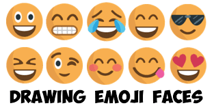 emojis and icons archives how to draw step by step drawing tutorials