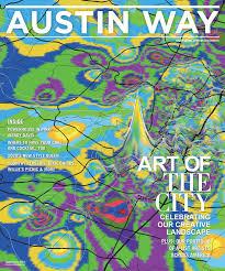 Marcus Amphitheater Map Austin Way 2016 Issue 3 Summer Art Of The City Jennifer