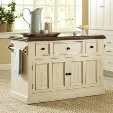distressed white kitchen island kitchen islands insteading