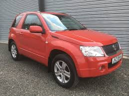 late 2007 suzuki grand vitara 1 6 vvt 4x4 1 local owner 69k full