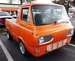 Vintage Ford Econoline Truck - first generation ford econoline pickup