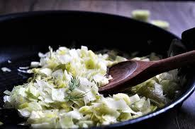cuisiner le poireaux fondue de poireaux aux fourneaux