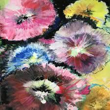 table linen wildflower linen