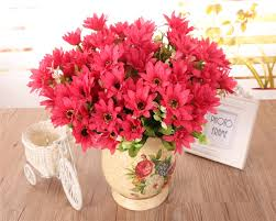 Decorative Flowers For Home by Compare Prices On Decorative Artificial Flower Pot Online