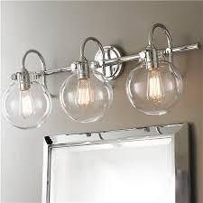 Bathroom Vanities Light Fixtures Amazing Vintage Bathroom Vanity Lights Retro Glass Globe Bath