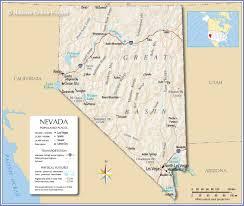 las vegas map cartes de las vegas états unis d u0027amérique