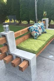 how to make a diy corner lounge bench home tutorial picture with