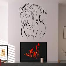 articles with wall art stickers quotes bedroom tag wall art wall art stickers quotes cheap wall decal art art decal wall stickers dog de bordeaux dogs