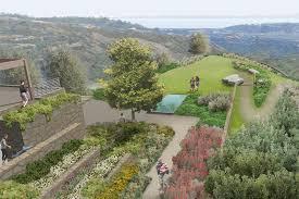 Botanic Garden Santa Barbara Santa Barbara Botanic Garden Master Plan Olin